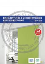 Beschlagsysteme & Sicherheitstechnik – Befestigungstechnik 2019/2021