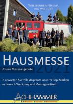 Hausmesse Aktionsprospekt 2021