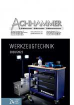 Werkzeugtechnik 2020 / 2022